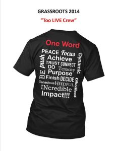 One Word Tshirt
