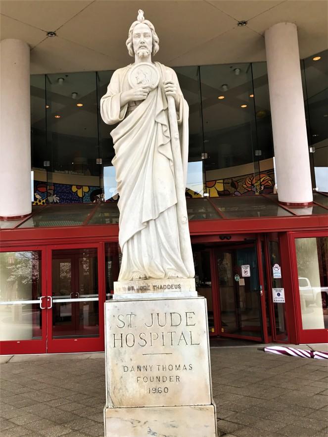 St. Jude Statue