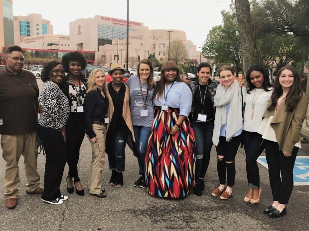 St Jude Memphis Blogger Ambassadors